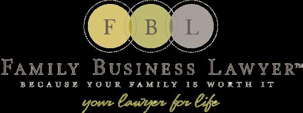 family business lawyer logo