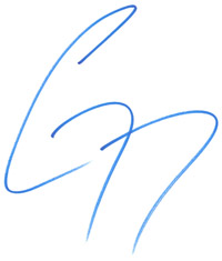 greg gordillo signature